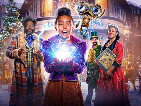 Jingle Jangle: A Christmas Journey (2020)