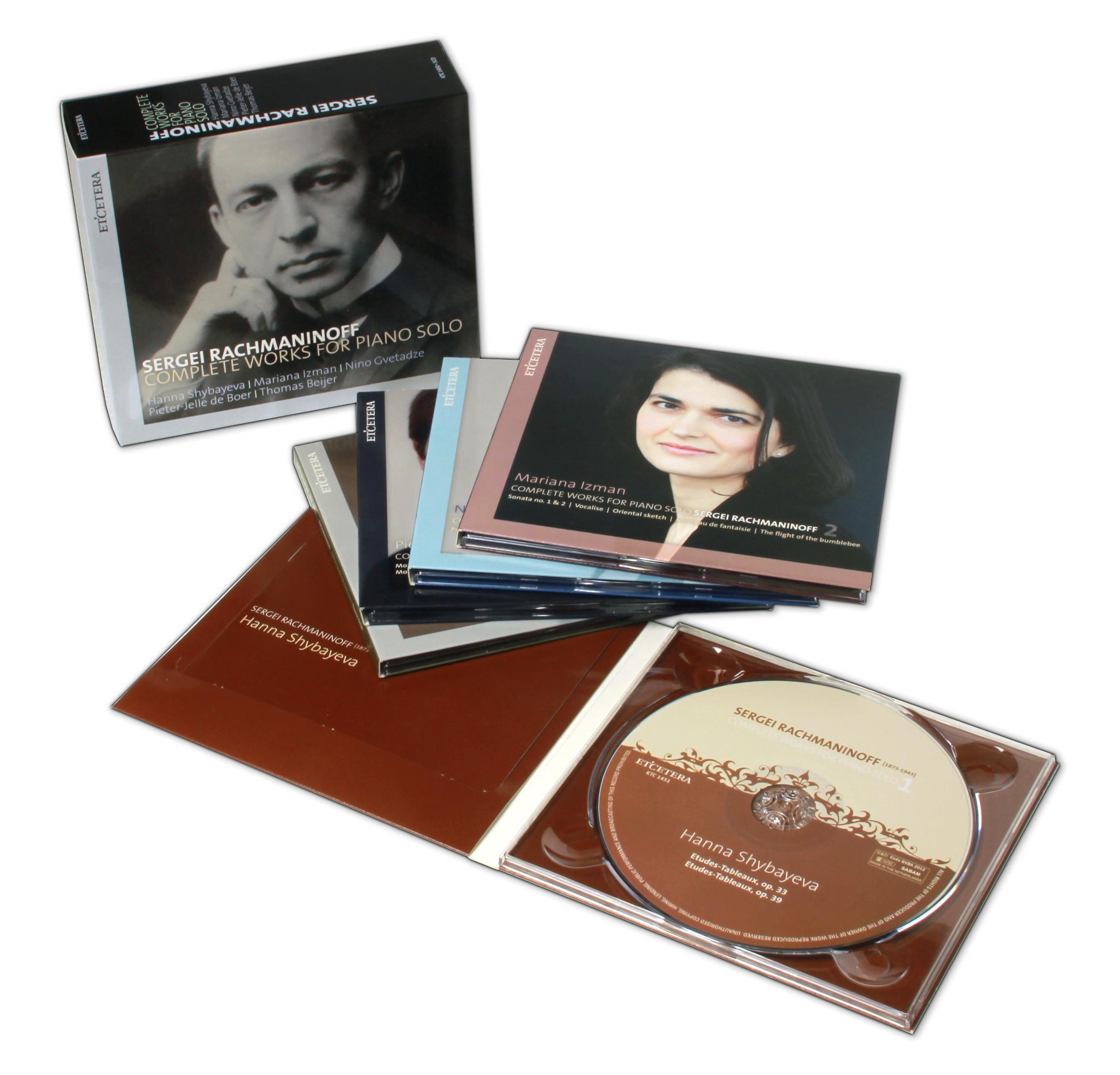 rachmaninov box