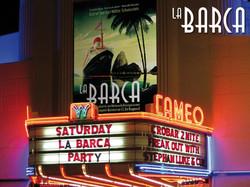 La Barca theater