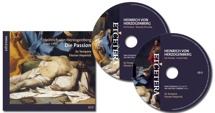 die passion 2cd