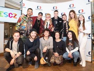 """Czech Republic l 7 finalists for """"Eurovision Song Cz"""" have been revealed"""