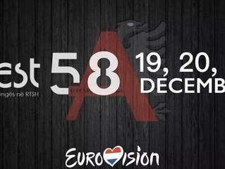 Albania | Dates and venue for Festivali i Këngës 58 have been revealed
