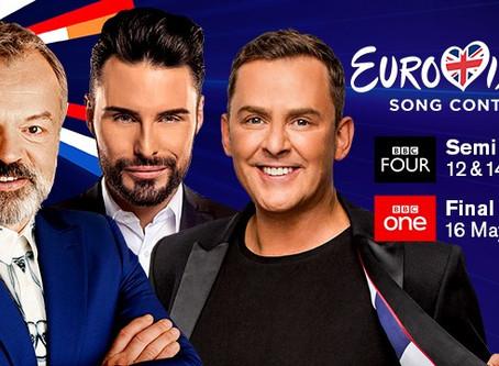 Eurovision 2020 | The BBC are hosting their own celebration for Eurovision on several media platform