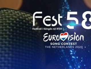Eurovision 2020 l 20 participants are ready to compete in the 58th edition of Festivali i Këngës