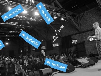 Parkkisähkö mukana Techchill ohjelmassa Baltiassa