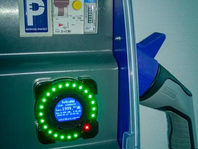 Parkkisähkön uudet Type 2 latauslaitteet ovat saapuneet!