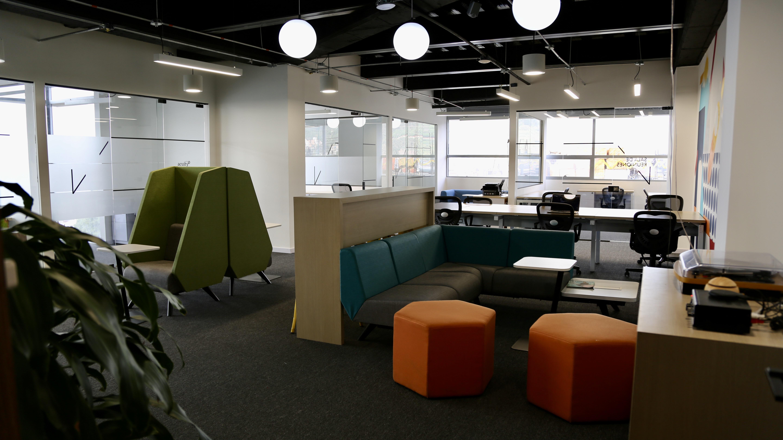 Imagina Coworking Oficinas privadas