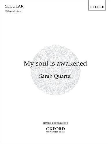 My soul is awakened