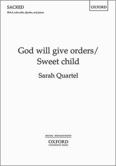 God will give orders_Sweet child