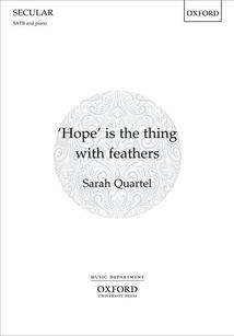 'Hope' is the thing with feathers