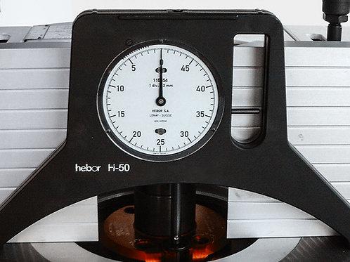 HEBOR Einstellmessgerät H50