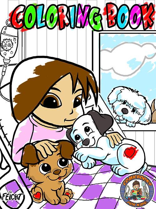 ComicBookss! Volume 2 coloring Books