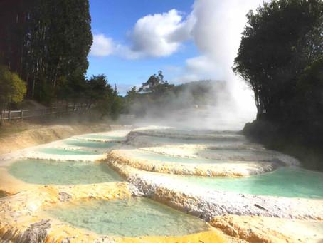 珍しい景色と美肌の湯が楽しめるタウポの隠れ観光スポット