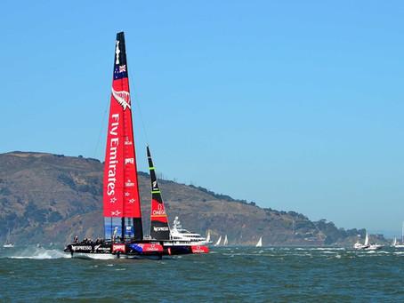 NZ人の父を持つヨット競技の新星が目指すのは東京五輪とアメリカズカップ!