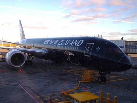 NZ航空が日本便を含め国際長距離路線の大幅な運休を決定