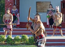 マオリ族の儀式