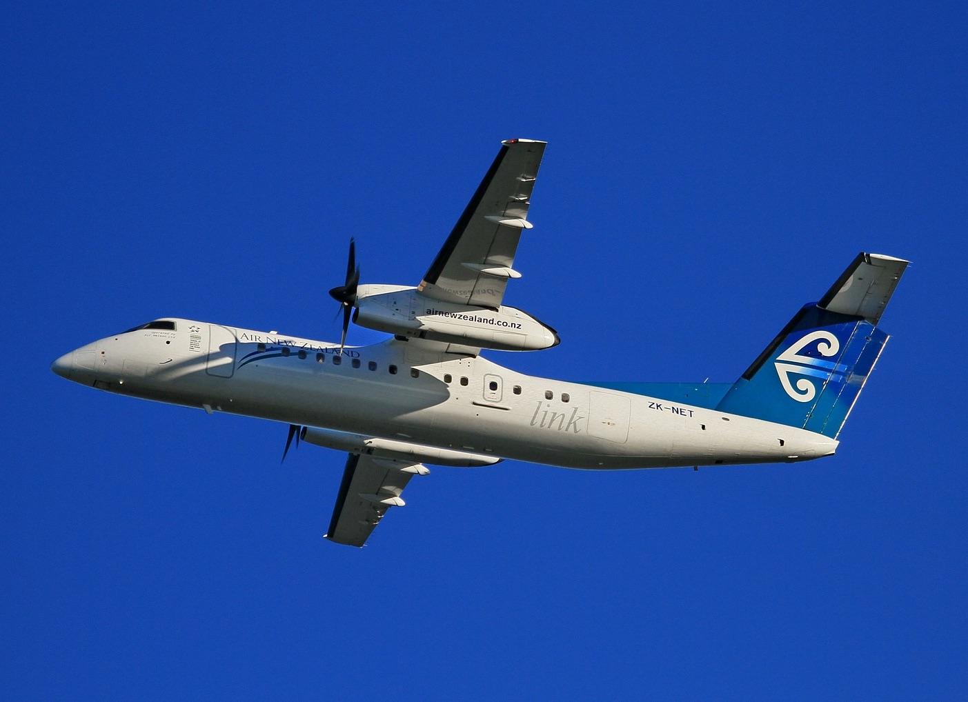 ニュージーランド航空国内線