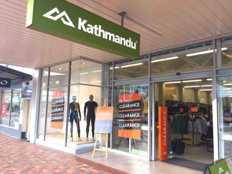 NZのアウトドアブランド「カトマンドゥ 」のセールを見逃すな!