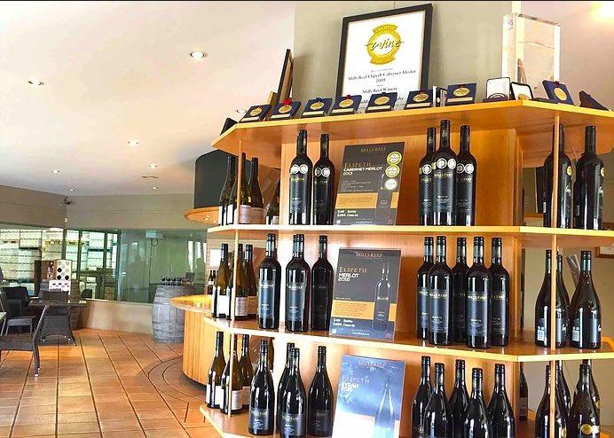 多数の受賞歴を持つワイン
