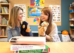 ニュージーランド児童英語教師資格+幼稚園インターン