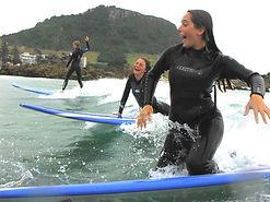 ニュージーランドサーフィン体験留学