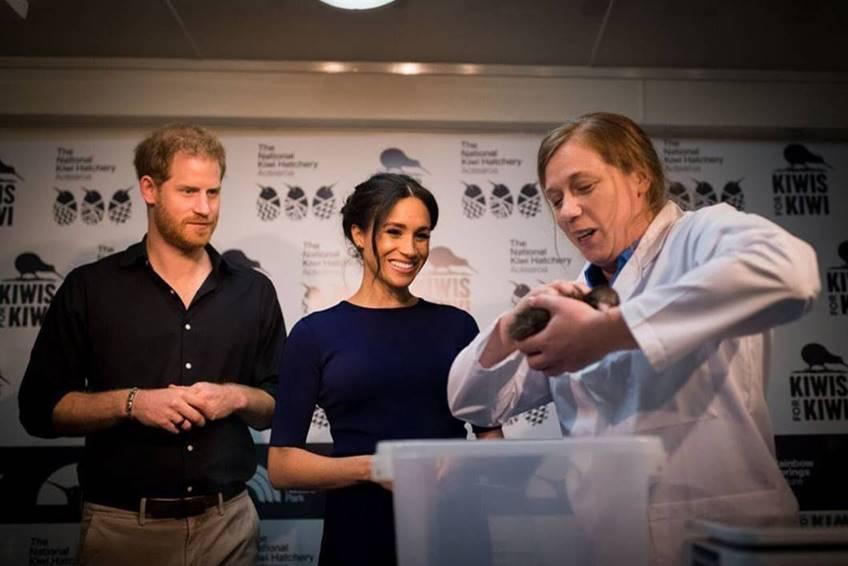 ハリー王子とメーガン妃