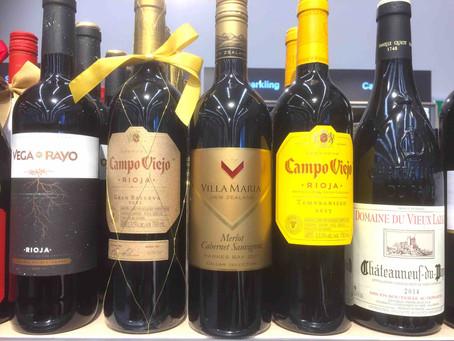 シラーホークスベイ(赤ワイン)が今年のチャンピオンワインに