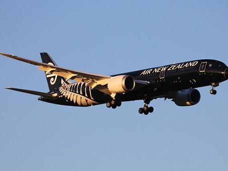祝80周年!NZ航空がエアライン・オブ・ザ・イヤーを受賞