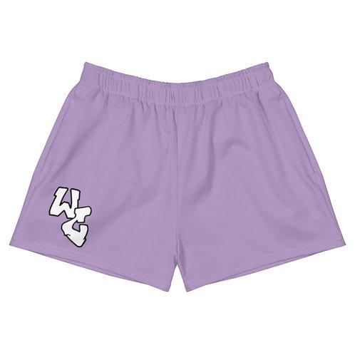 Women's Purple WC Shorts