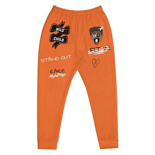 RARE Joggers (Orange)