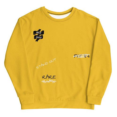 RARE Sweatshirt (Yellow)
