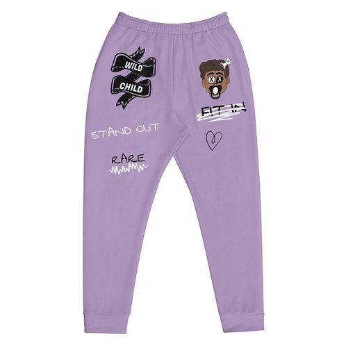 RARE Joggers (Purple)