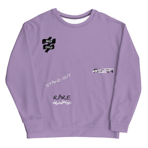 RARE Sweatshirt (Purple)