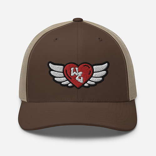 WC Winged Trucker Cap