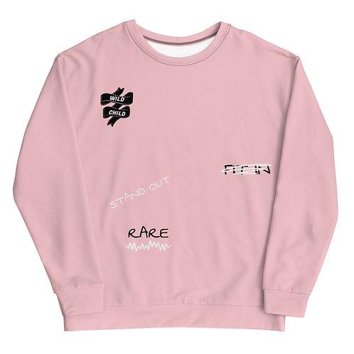 RARE Sweatshirt (Pink)