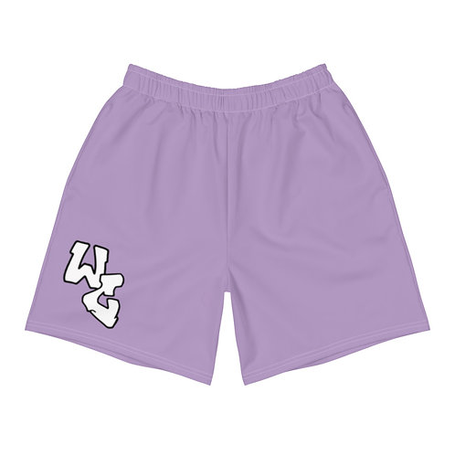 Purple WC Shorts copy