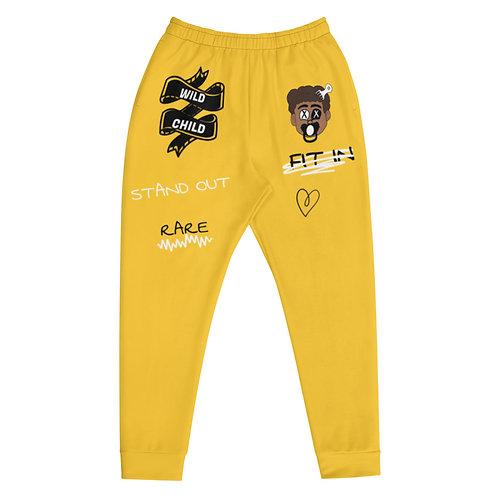 RARE Joggers (Yellow)