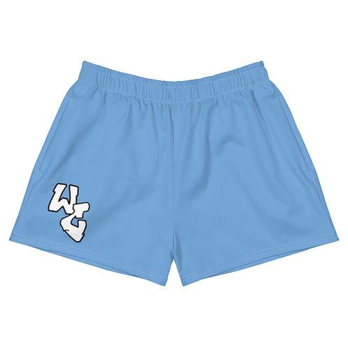 Women's Blue WC Shorts