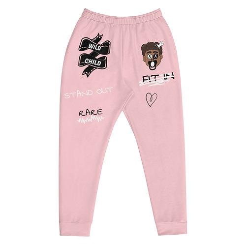 RARE Joggers (Pink)