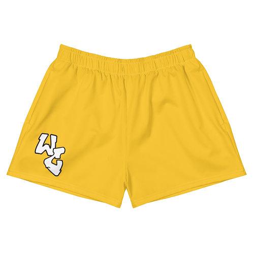 Women's Yellow WC Shorts