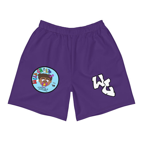 New School Purple WC Shorts