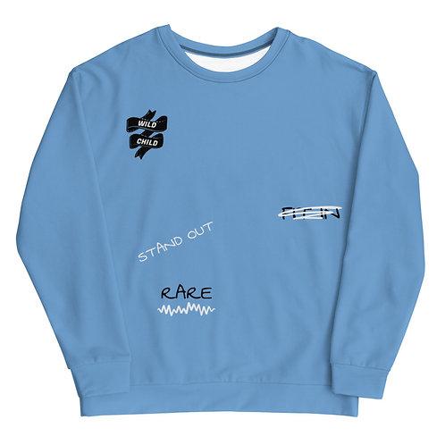 RARE Sweatshirt (Blue)