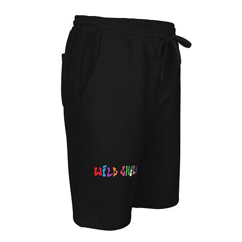 Wild Child Fleece Shorts