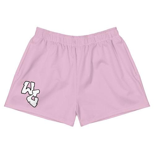 Women's Pink WC Shorts