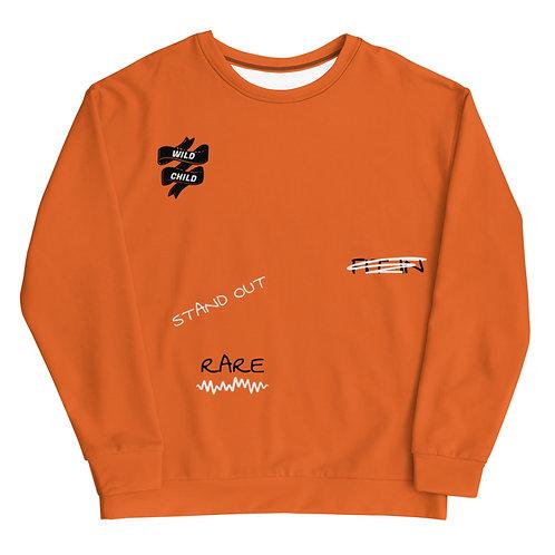 RARE Sweatshirt (Orange)
