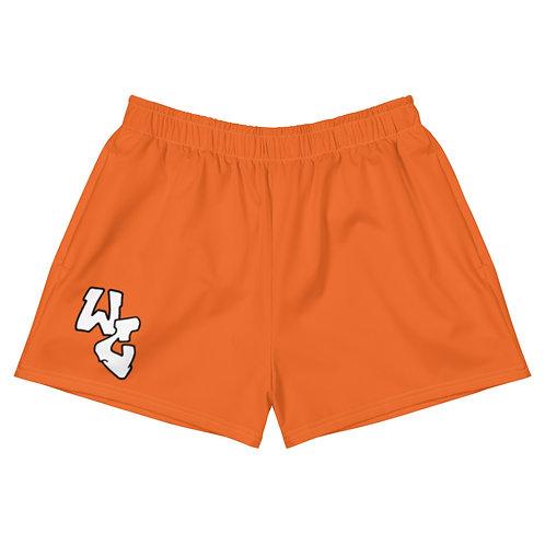 Women's Orange WC Shorts