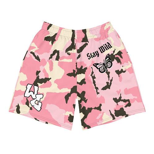 """Stay Wild"" Shorts"
