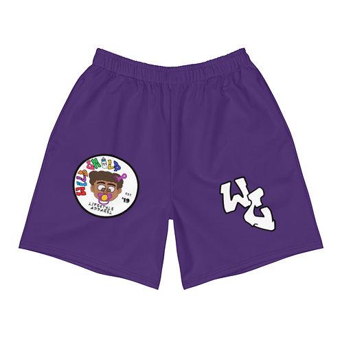 New Purple School WC Shorts
