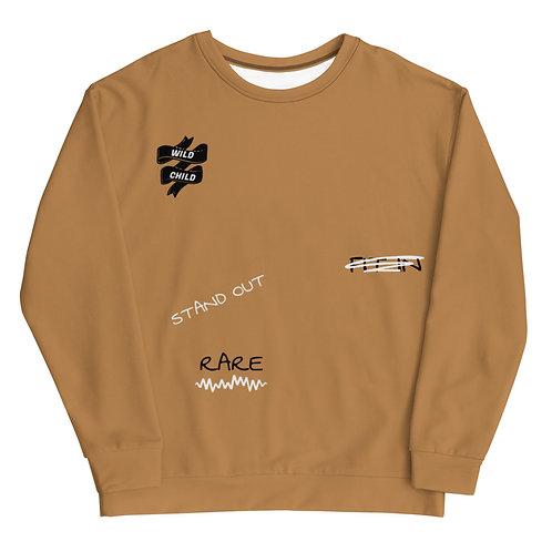 RARE Sweatshirt (Mocha)