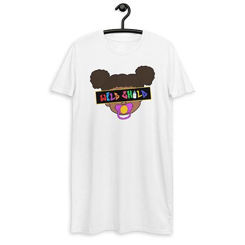 Wild Girl t-shirt dress